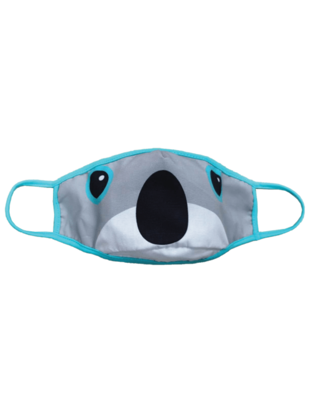 Kid's Protective Face Mask - Koala
