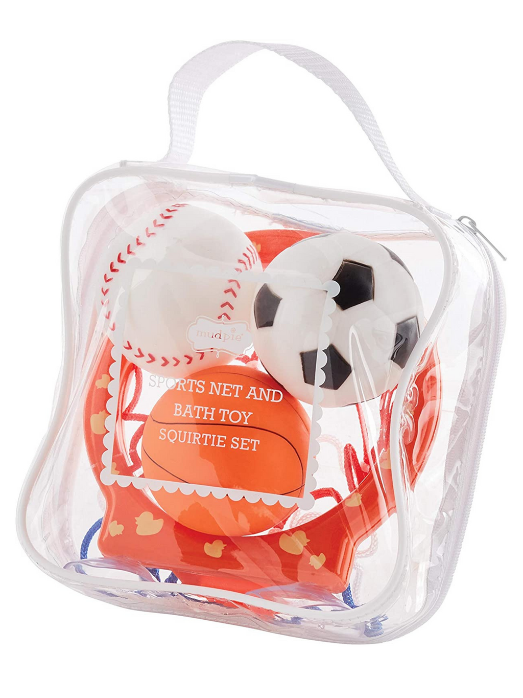 Sports Ball Bath Toy