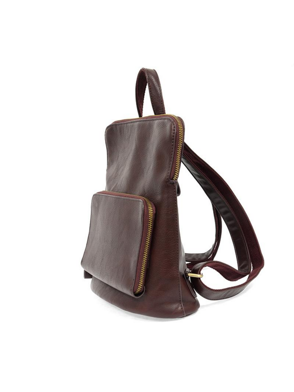 Julia Mini Backpack - Wine