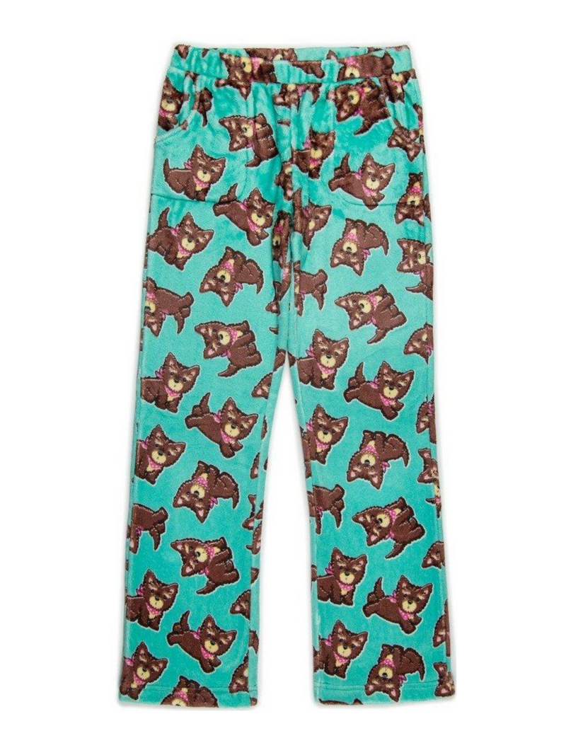 Bandana Dog Fleece Pant
