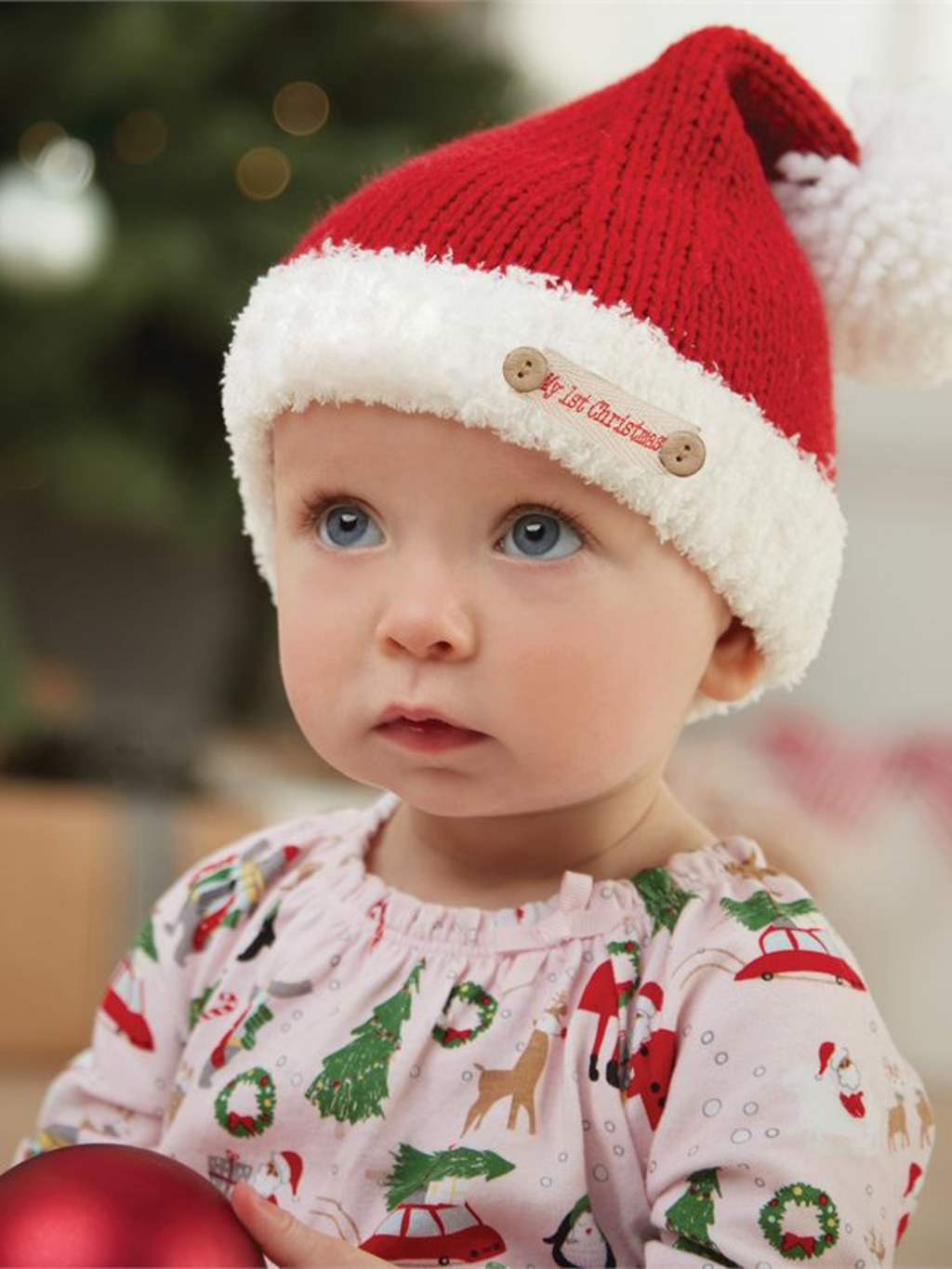 First Christmas Hat