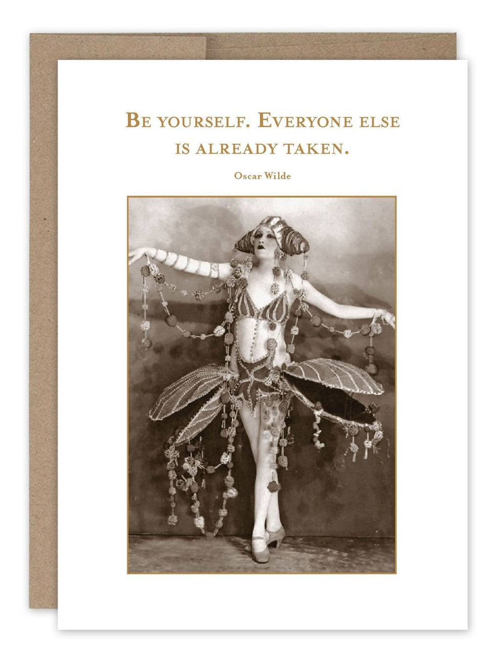 Be Yourself Birthday - Card
