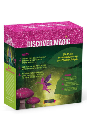 DIY Magical Fairy Surprise Experience