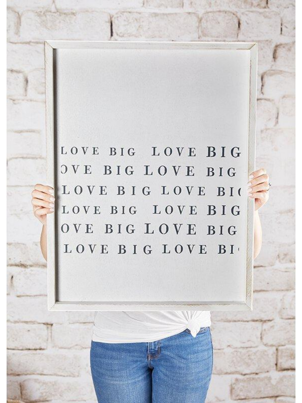Love Big Frame - 20x26