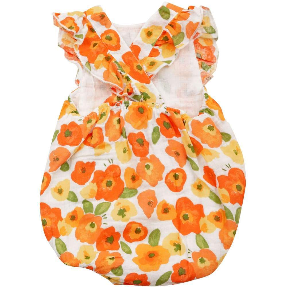 Precious Poppies Sunsuit