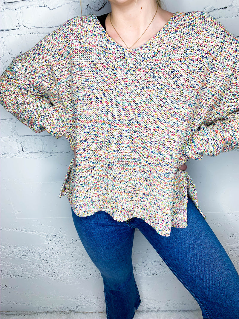 Camila Multicolor Sweater