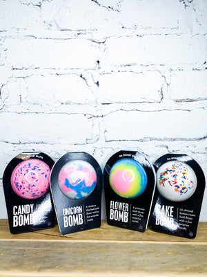Sugar Bath Bombs