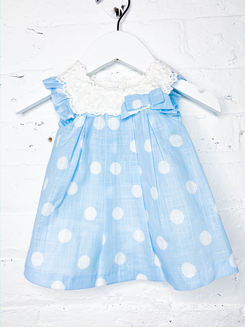 Lucy Polka-Dot Dress