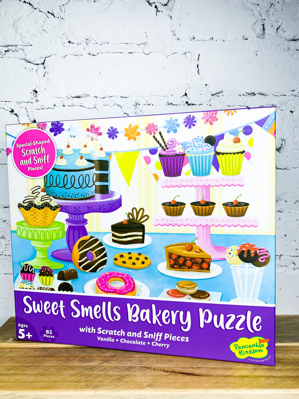 Sweet Smells Bakery Puzzle