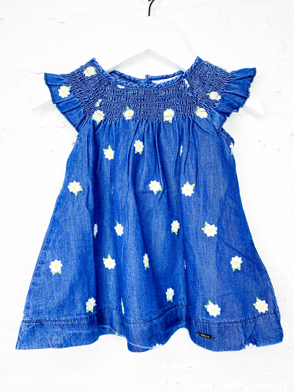 Daisy Denim Dress
