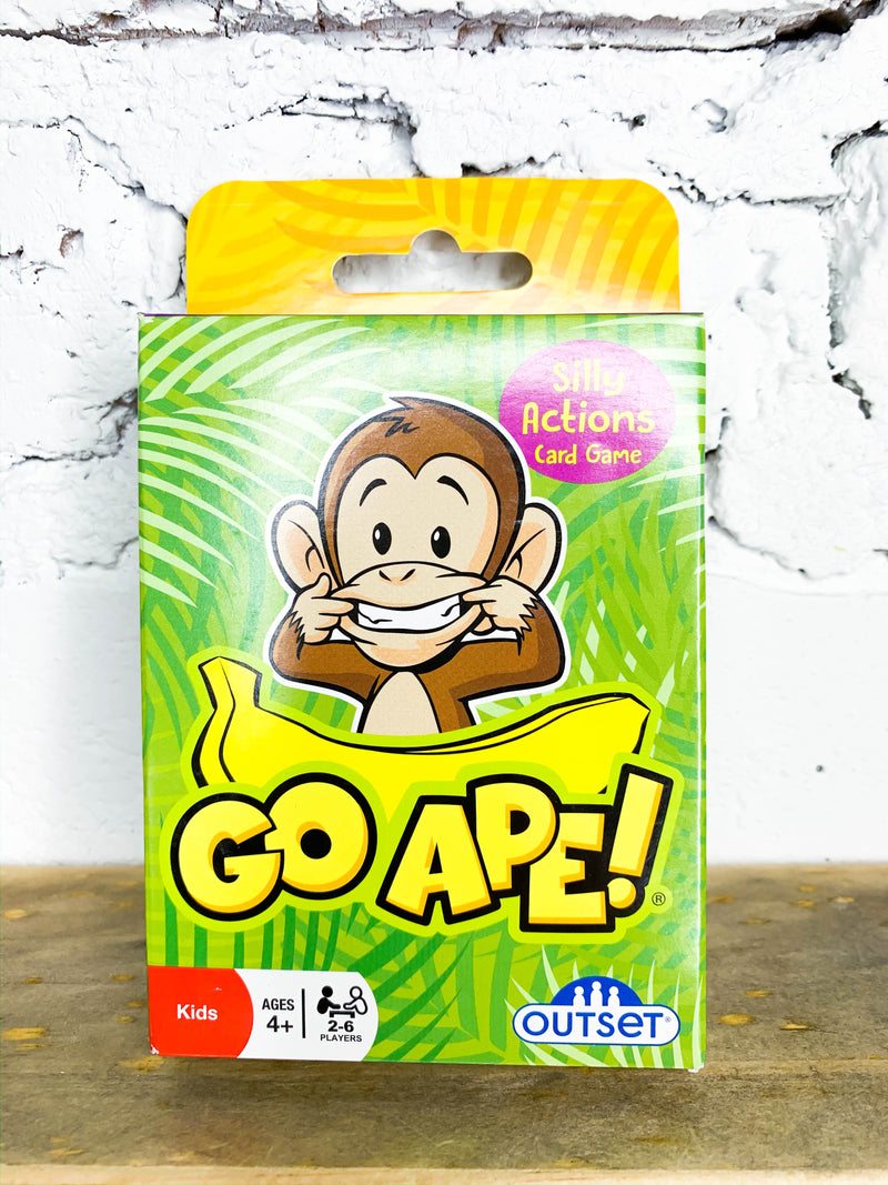 Go Ape - Silly Actions Game