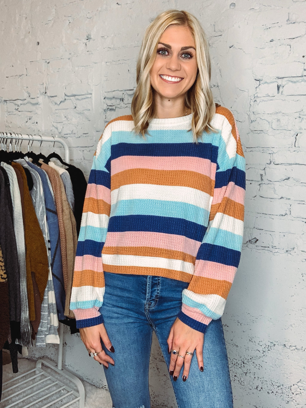 Mercer Striped Thermal