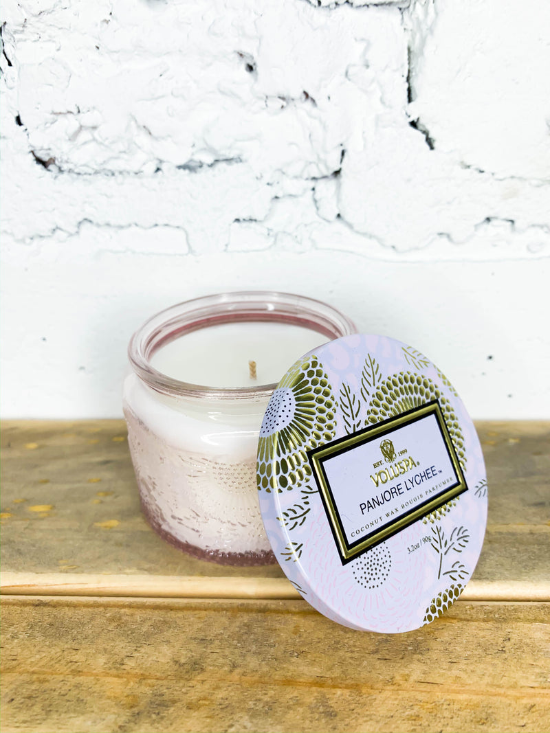 Panjore Lychee Candle (Voluspa 3.2oz)