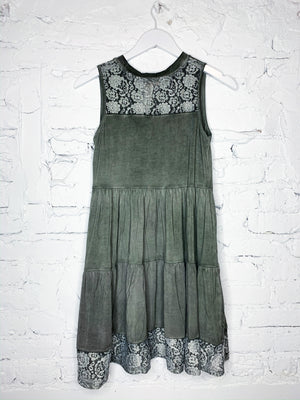Rory Embroidered Dress
