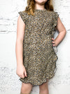 Jamie Leopard Dress