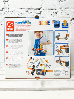 Junior Inventor - Scientific Tool Belt