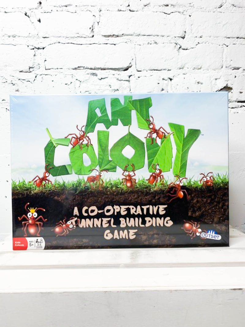 Ant Colony - Tunnel Building