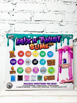 Mix N' Twist Slime Kit