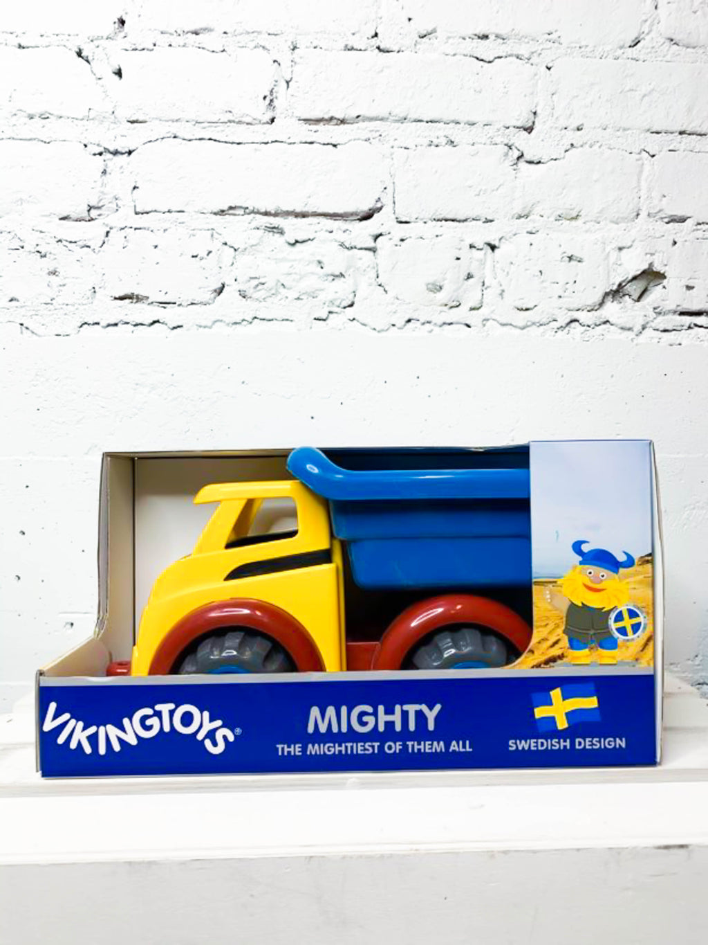 Mighty Tipper Truck