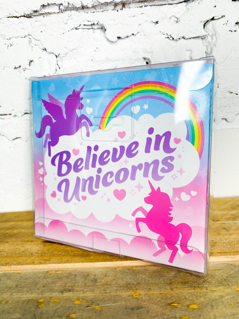 Unicorn Cotton Candy Scented Erasers