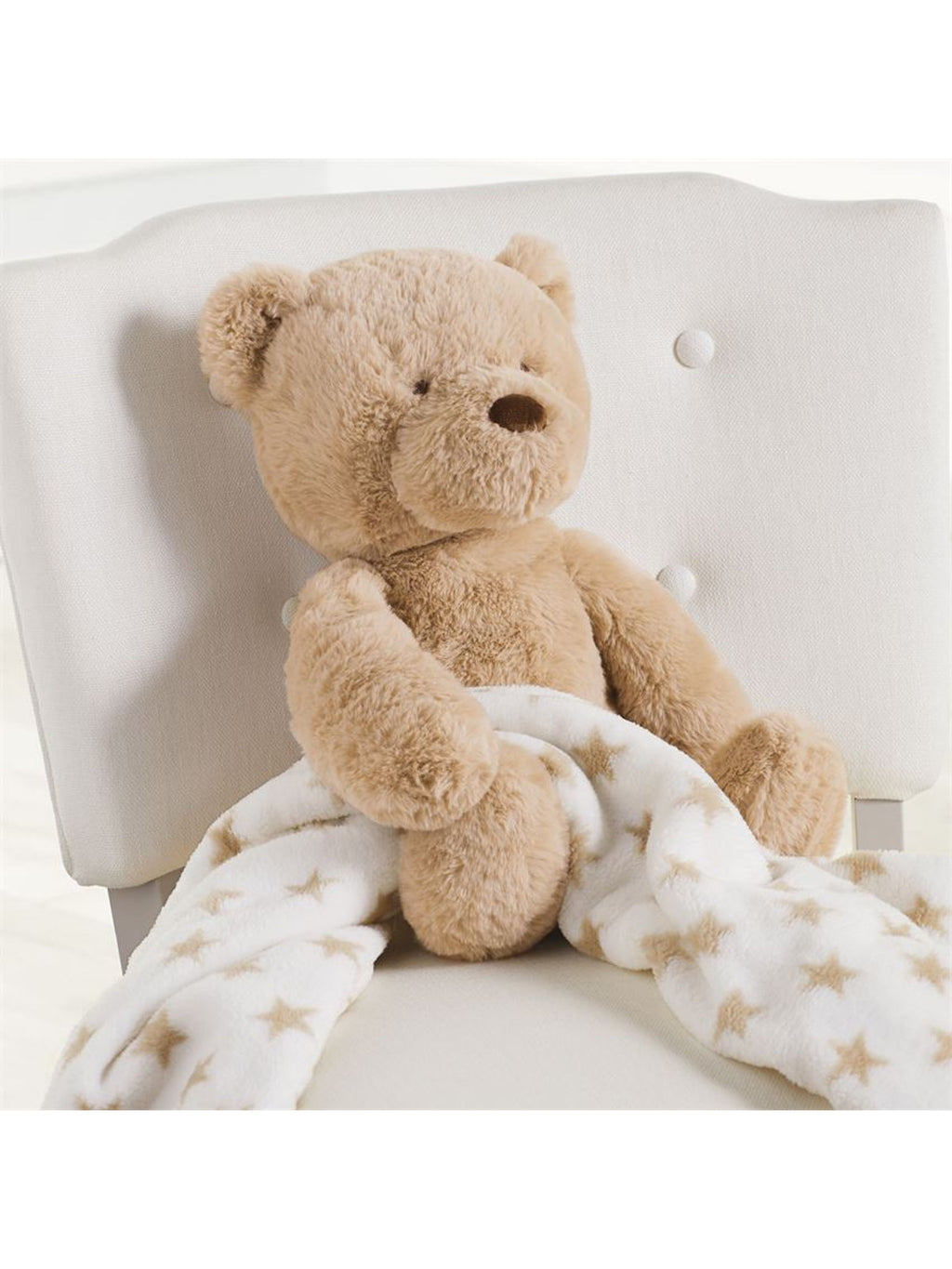 Bear Plush Blanket Pal