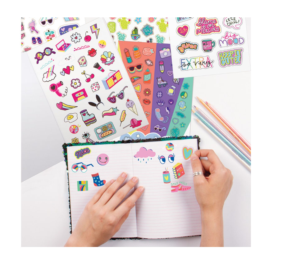 1000+ Totes Adorbs Sticker Book