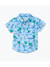 Hawaiian Tropics Button Down