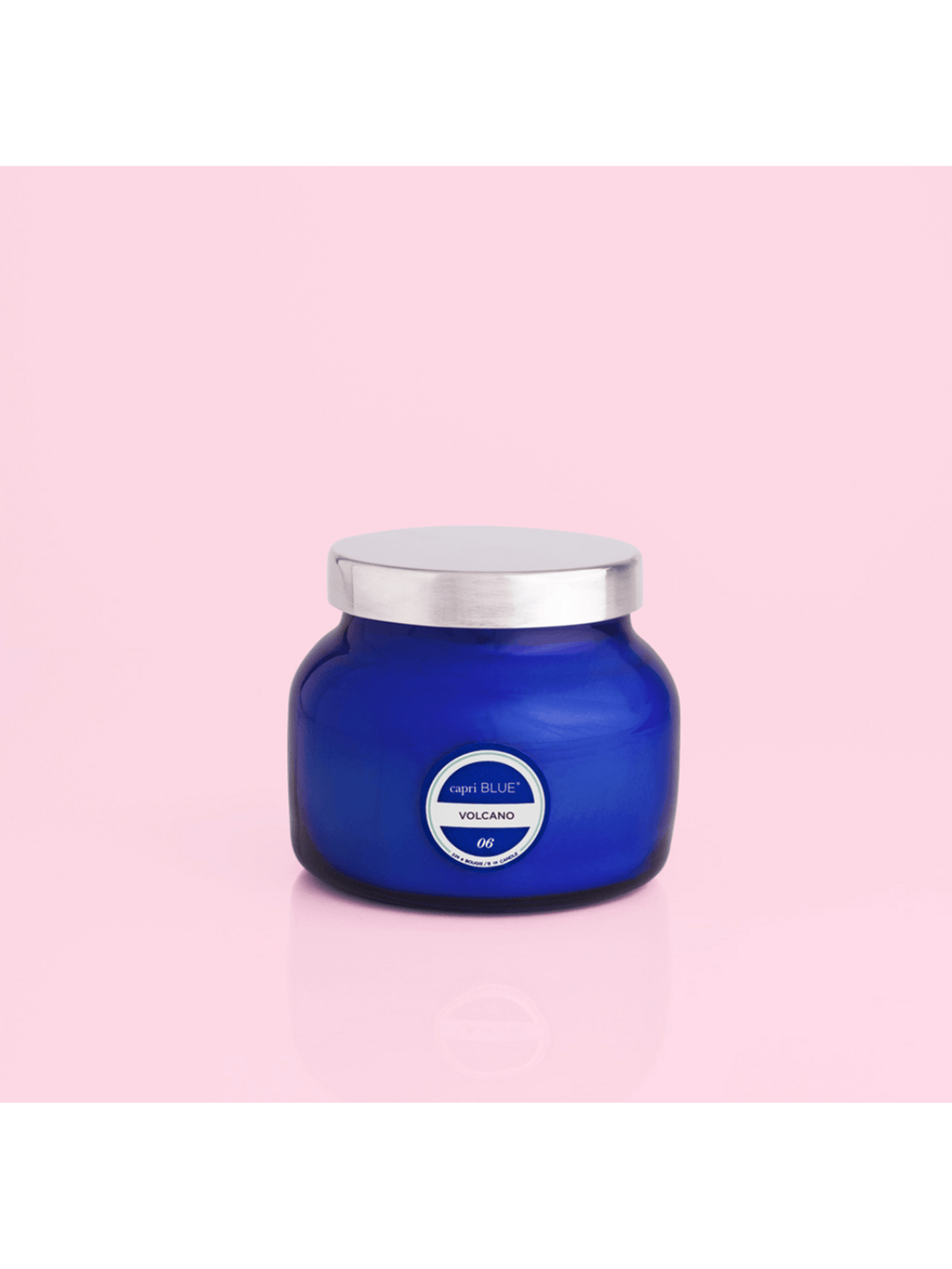 8oz Blue Volcano Candle