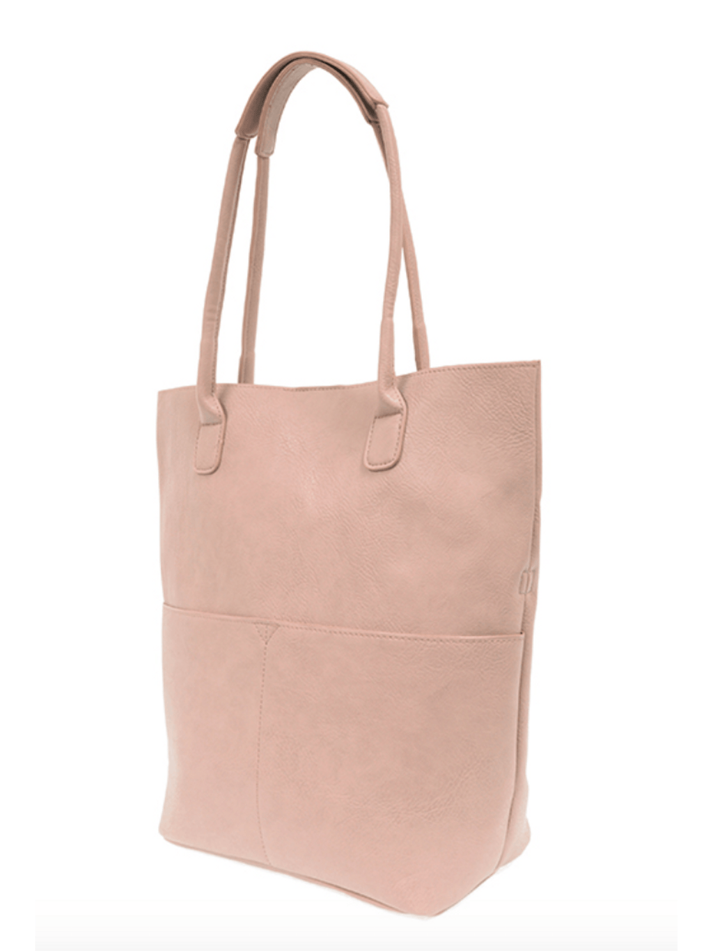 Kelly Blush Front Pocket Tote
