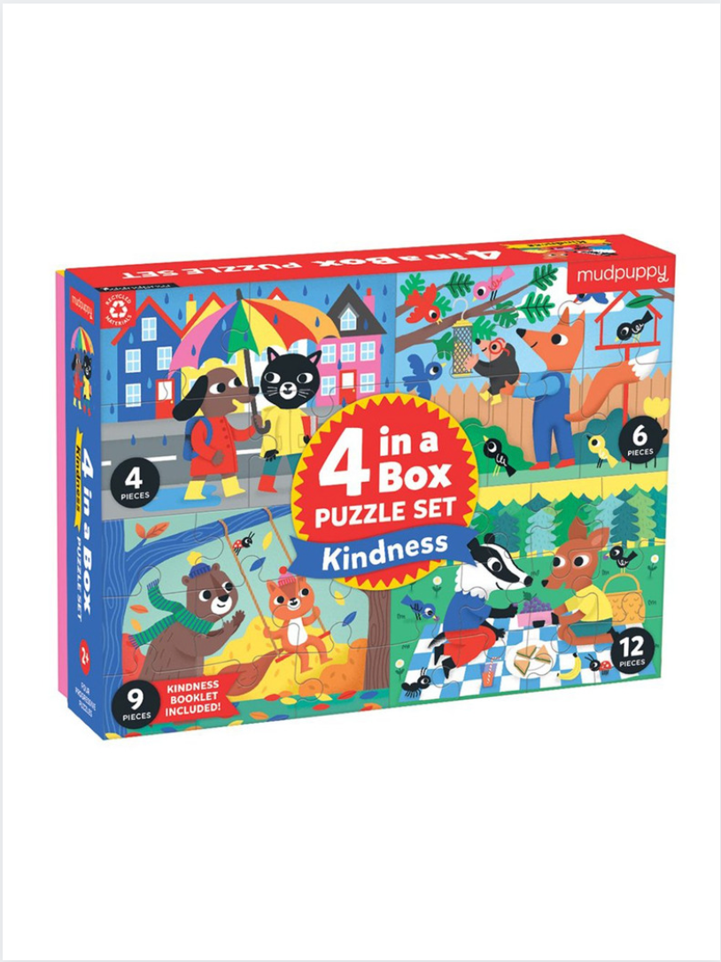 Kindness 4 in 1 Puzzle