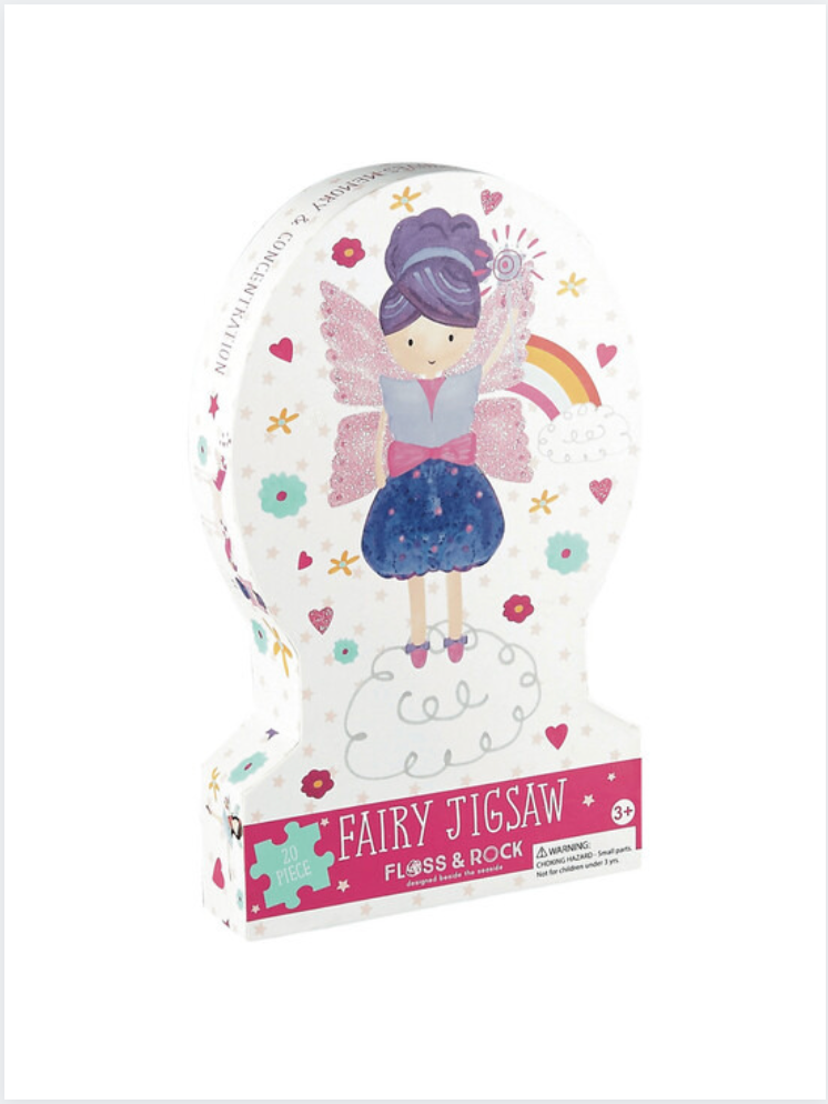 Fairy Unicorn Jigsaw Puzzle - 20pc.