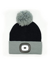 Galaxy Pom Mitten & Hat Set