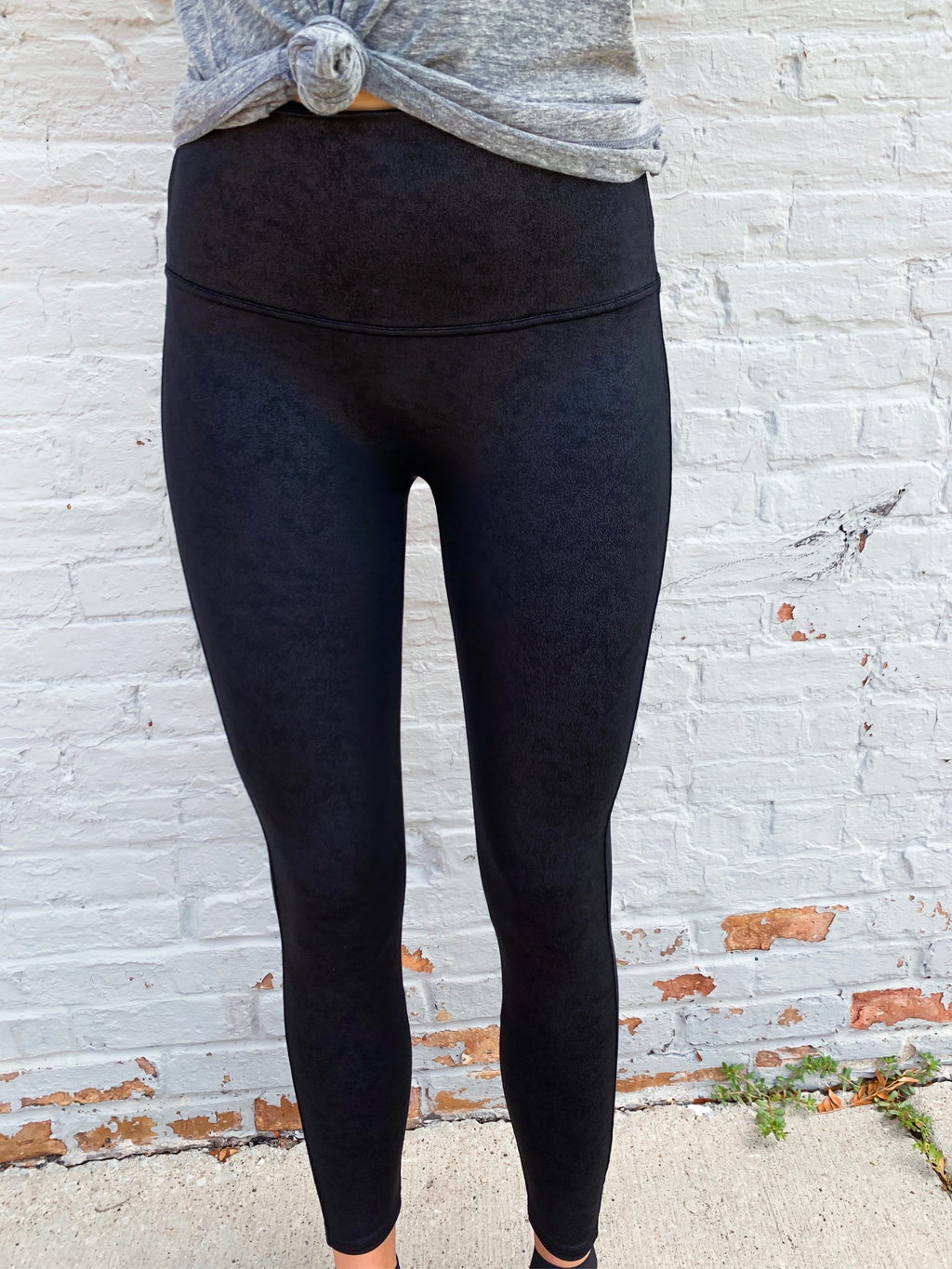 High Waisted Antique Legging