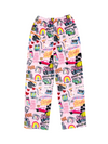 Tie Dye Ice Fleece Pant