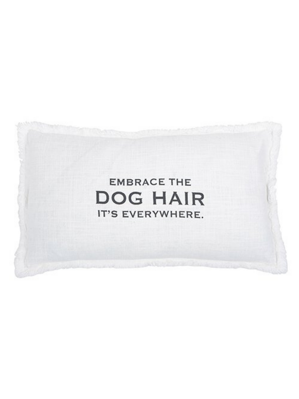 Dog Hair Pillow