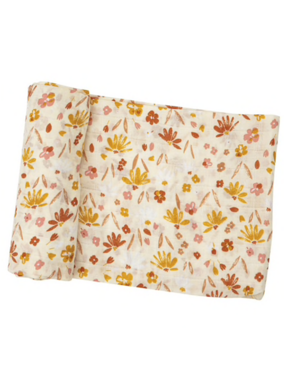 Daisy Baby Swaddle Blanket