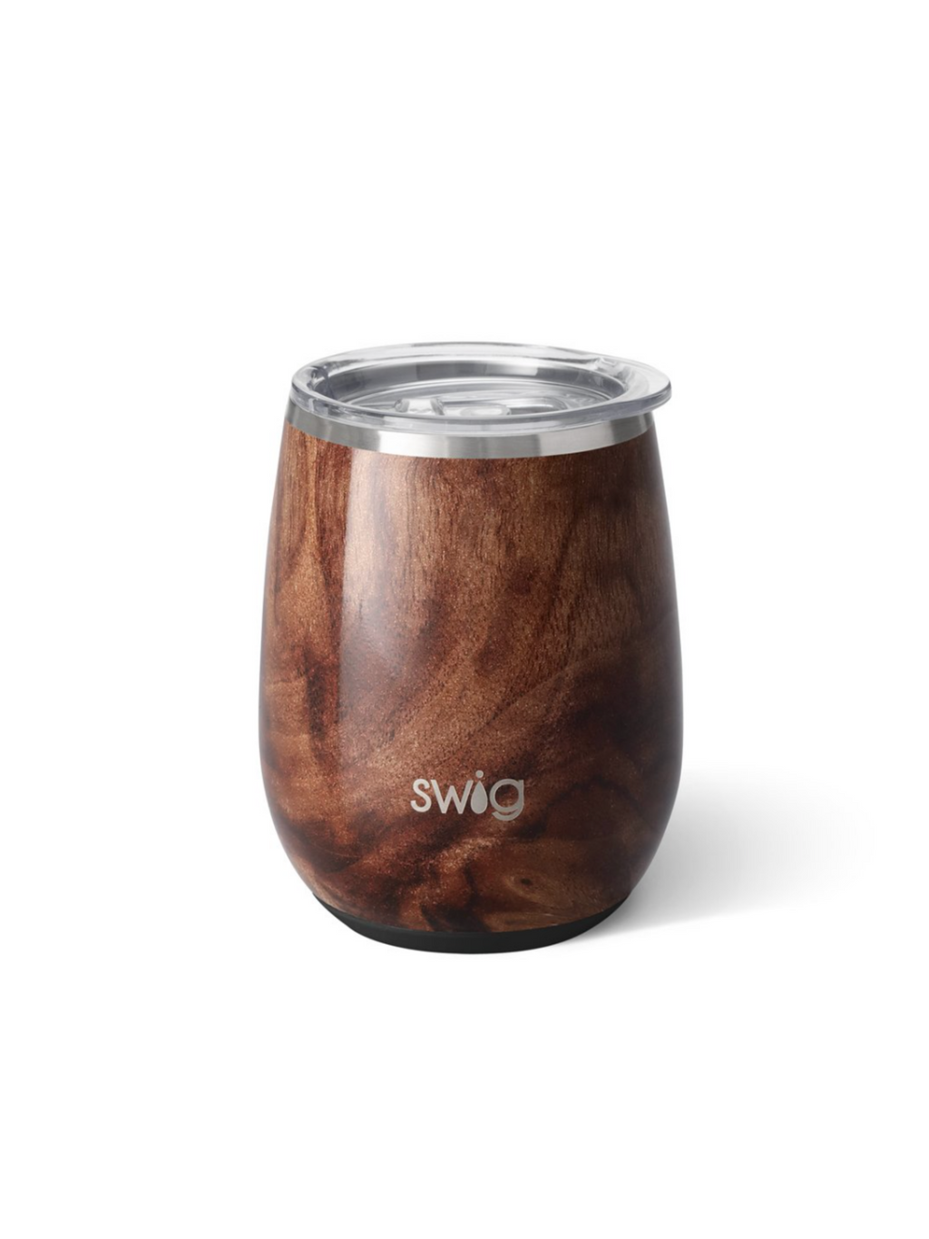 Black Walnut - 14oz Stemless Wine