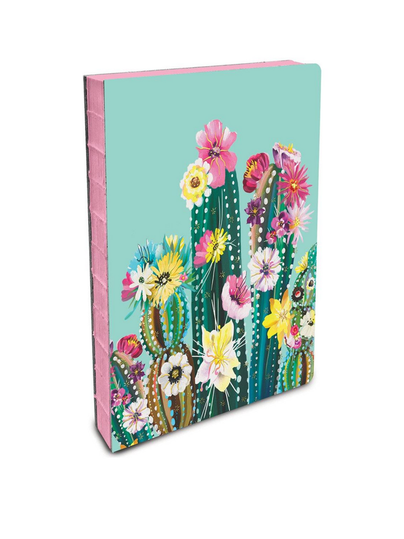 Compact Journal - Desert Blossoms