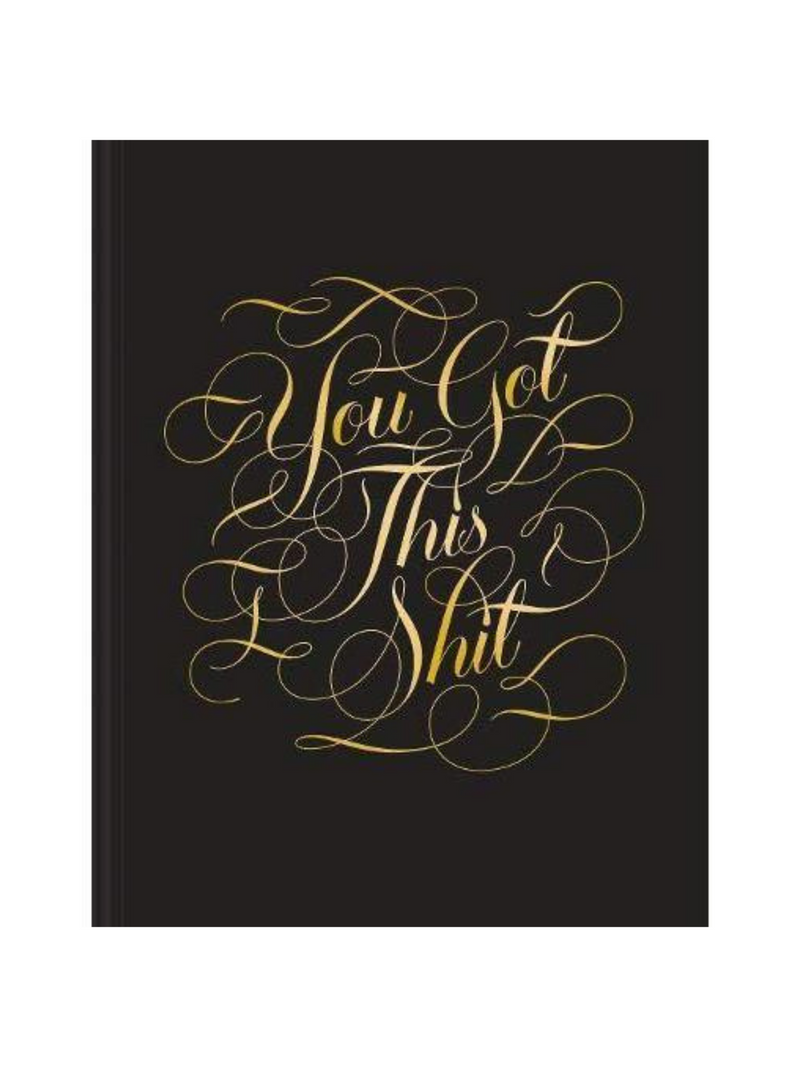 You Got This S*it Notebook