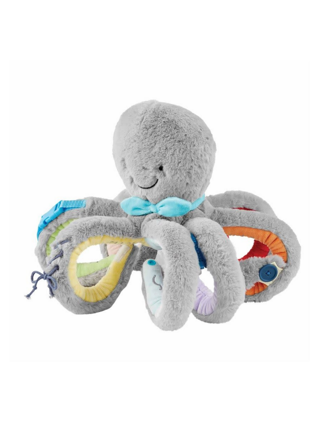 Grey Activity Pal Plush