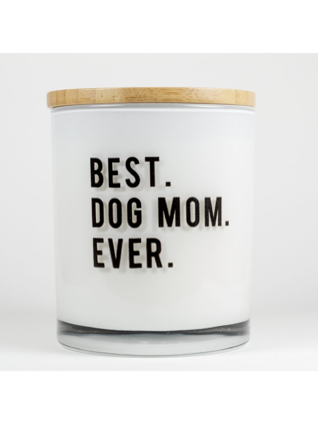 Best Dog Mom Candle