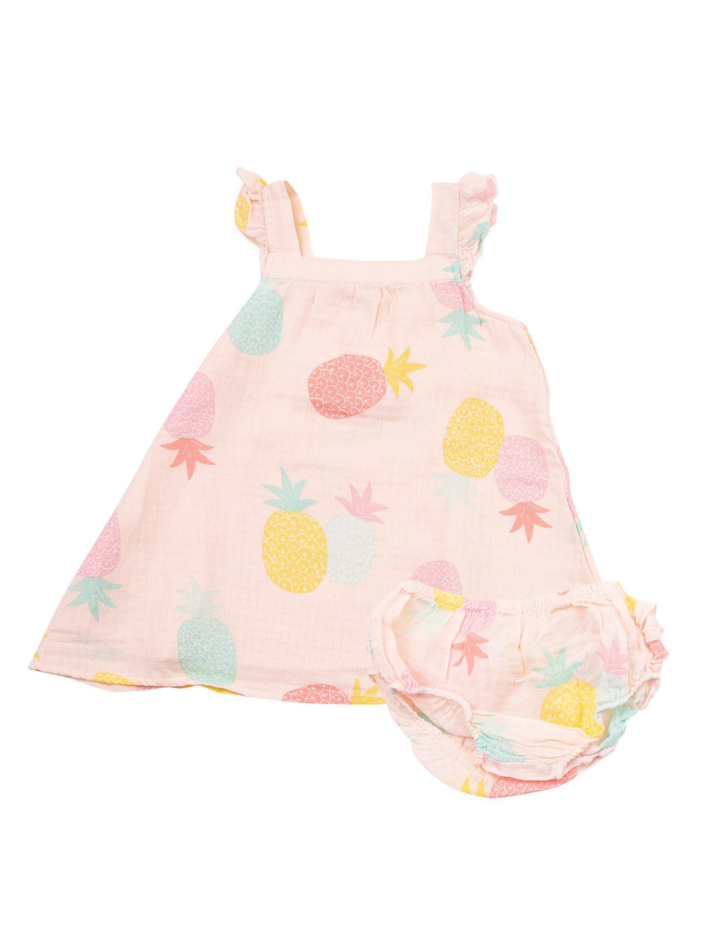 Pineapples Sundress