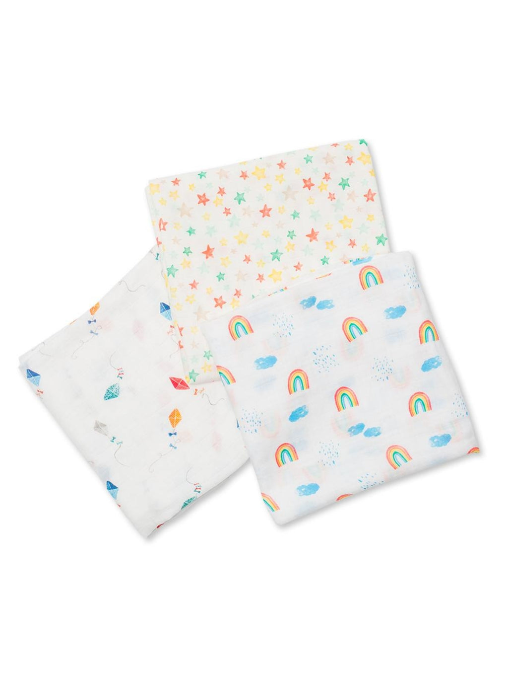 3-Pack Swaddle - High in the Sky