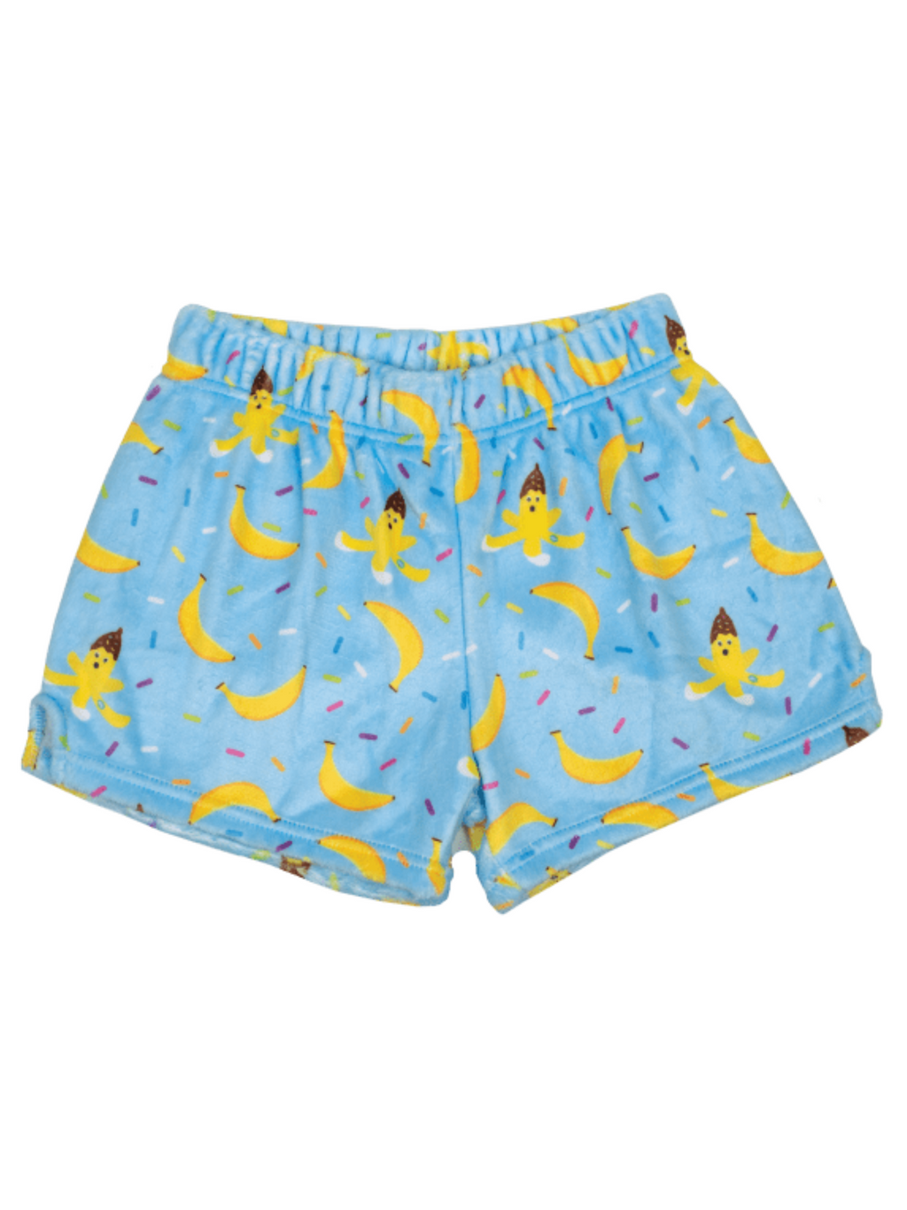 Bananas Fleece Short