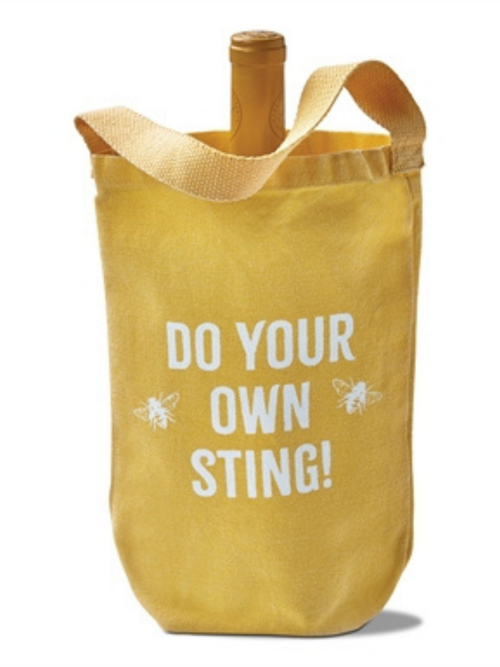 Do Your Own Sting Wine Bag