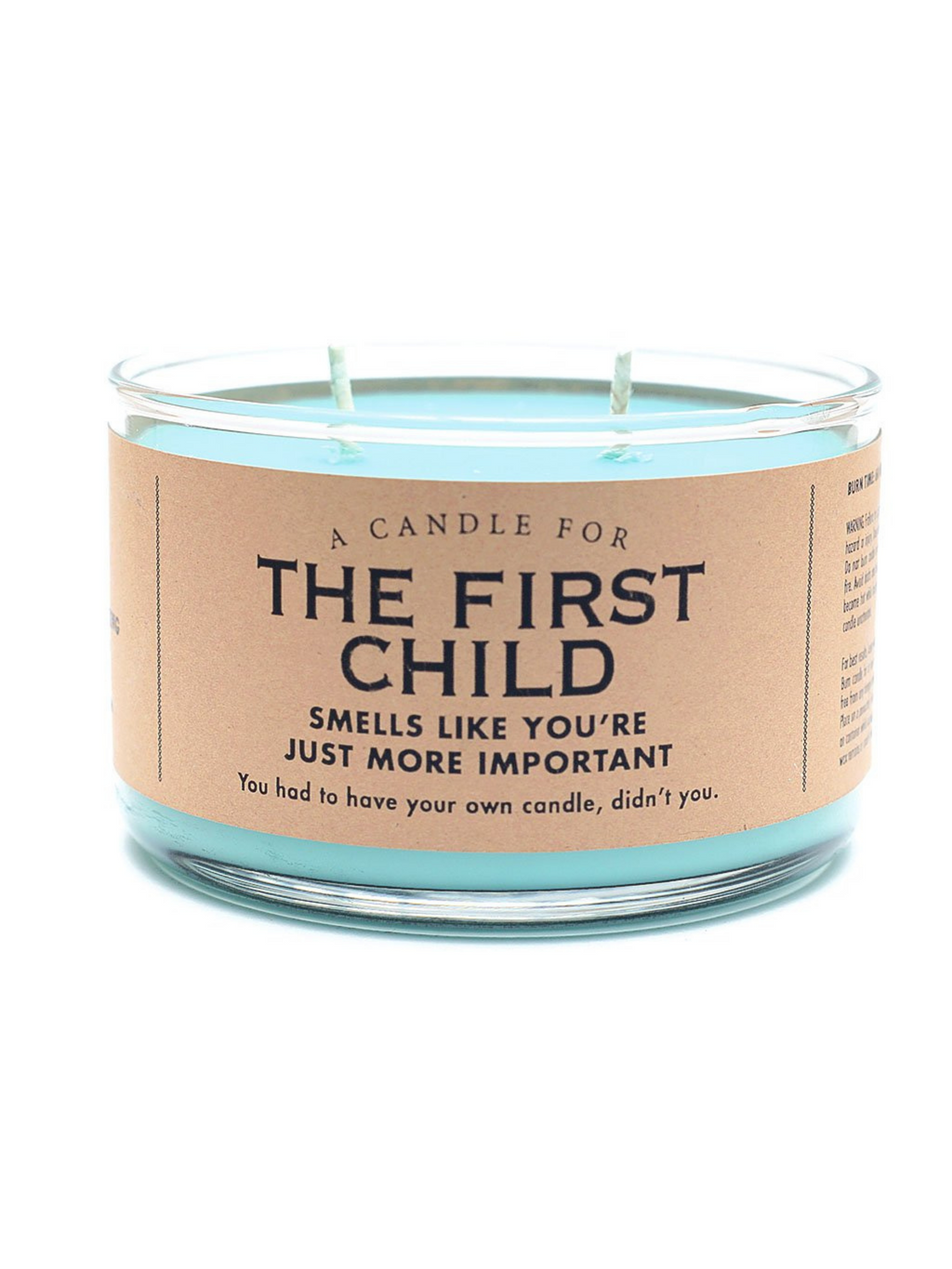A Candle for The First Child