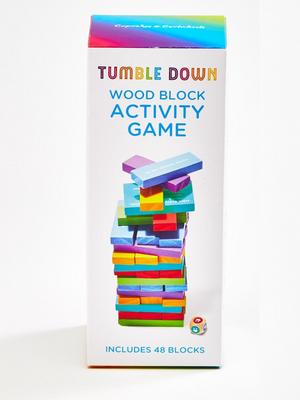 Tumble Down Activity Game