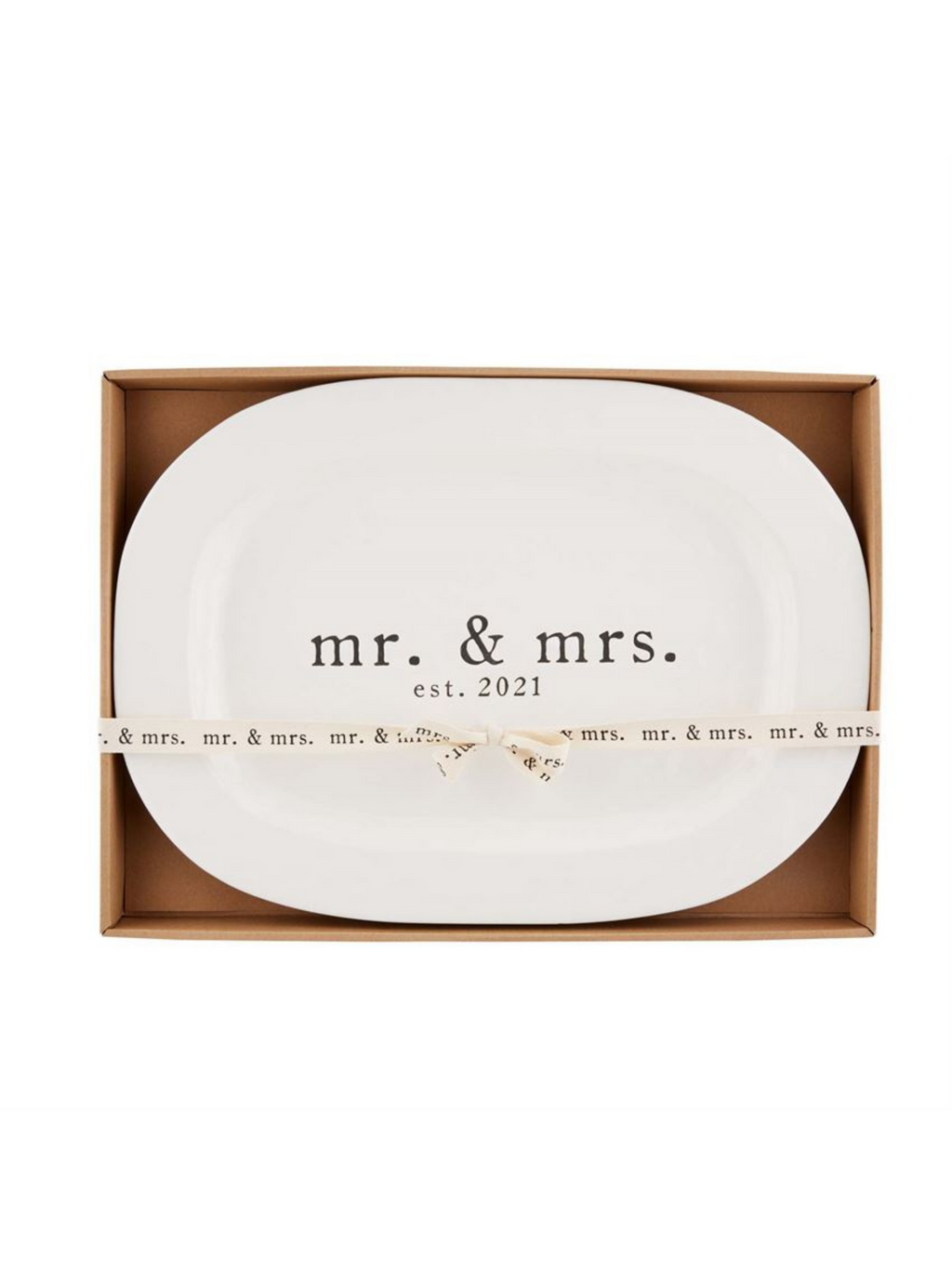 Mr. and Mrs. 2021 Platter