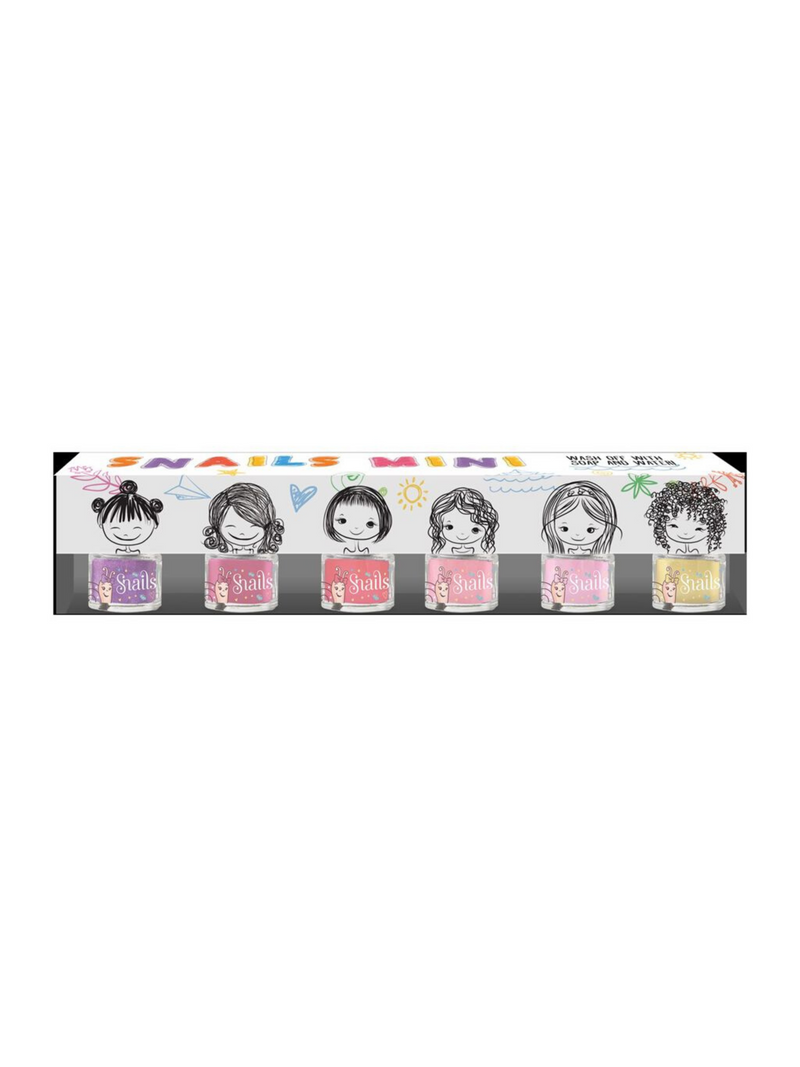 Mini Nail Polish - 6 Pack
