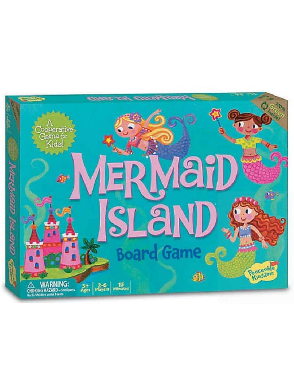 Mermaid Island Game
